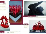 厂家定做艺术产品印刷品 精美画册 样本画册三折页 印刷全包