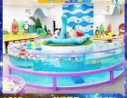 河南热门钢化玻璃儿童游泳池厂家直销 萌贝湾