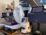 杭州索隆咖啡二手全进口半自动咖啡机