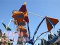风筝飞行是三星厂家研发的新型小型游乐设备