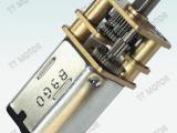 厂家直销12GA 6V 30转直流减速电机 微型减速电动机 可配