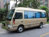 龙海紫泥18座中巴车承接市际旅游客运包车