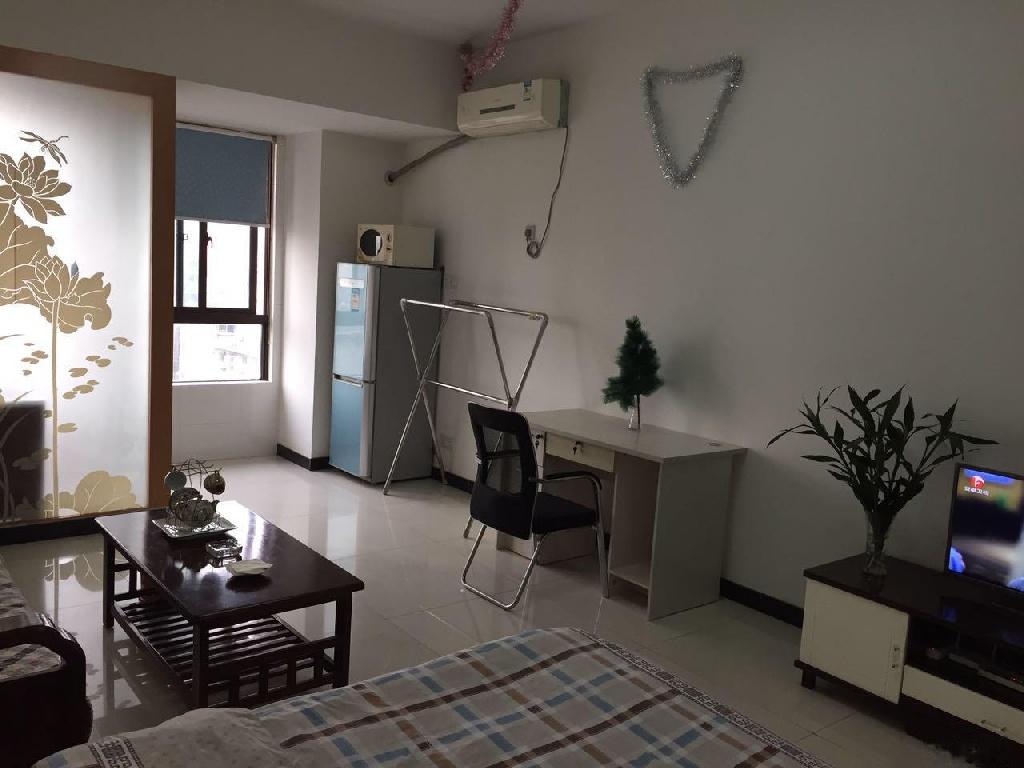 近财富广场安琪儿医院酒店式短租公寓月租月付非中介全配拎包入住