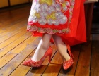 株洲爱摄影通知:结婚新娘要准备几双鞋 婚鞋只能穿一次?