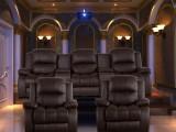 家庭影院沙发,巨幕厅功能沙发,影院沙发椅电动沙发佛山