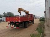 鄭州后八輪12噸-16噸東風隨車吊 急售新車優惠