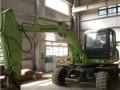 全国超低价供应二手轮式挖掘机 60 90 各种型号