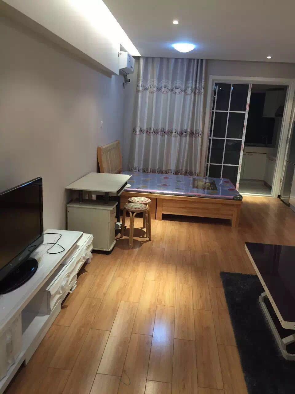黄金国际 精装公寓 全套家具家电 拎包入住黄金国际