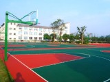 海曙橡胶地坪海曙塑胶网球场