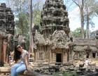 柬埔寨旅游落地签证怎么办