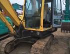 二手挖掘机现代 R60w-7 挖掘机机子好车况佳