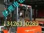 二手叉车出售合力杭州3吨4吨叉车新昌490环保型发动机