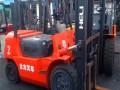 高品质三轮电动叉车 小型1.5吨搬运二手电瓶叉车