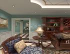香港置地约克郡洋房装修 法式风格设计方案效果图