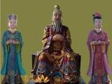 大型佛像雕塑公司 三清祖师佛像 元始天尊 道德天尊 太上老君