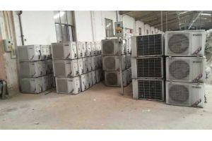 口碑好的二手空调回收提供商空调回收市场