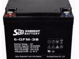 江苏圣豹SBB蓄电池6-GFM-38 南京UPS蓄电池总代理