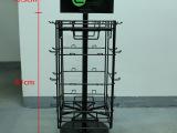 加工定制 台面商品可旋转挂钩展示架  商超收银台产品展示架批发
