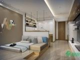 京白世贸城 1室 1厅 55平米 出售京白世贸城