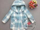 广州中琰服饰童装品牌折扣呢子大衣