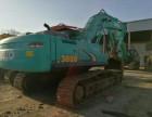 山东二手挖机市场在哪出售神钢380挖机330二手挖机市场