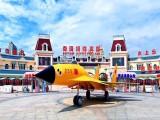 鄂州景区装饰仿真军事飞机模型出租 大型坦克模型出售