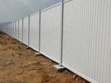 pvc 彩钢 简易 围挡全国供应