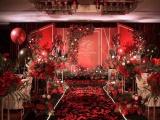 南阳专业庆典公司承接宴会布场 气球造型设计 婚礼布置