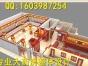常州市药店展柜设计制作厂家 中药饮片展示柜定做厂家 2017