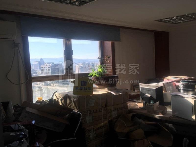车公庄 物华大厦 3室 1厅 120平米 整租物华大厦