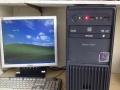 闲置电脑主机不含显示器