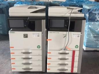 上海专业租赁复印机,打印机,夏普,柯美,施乐任选