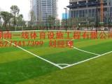 衡阳七人制人造草足球场专业设计施工湖南一线体育设施工程