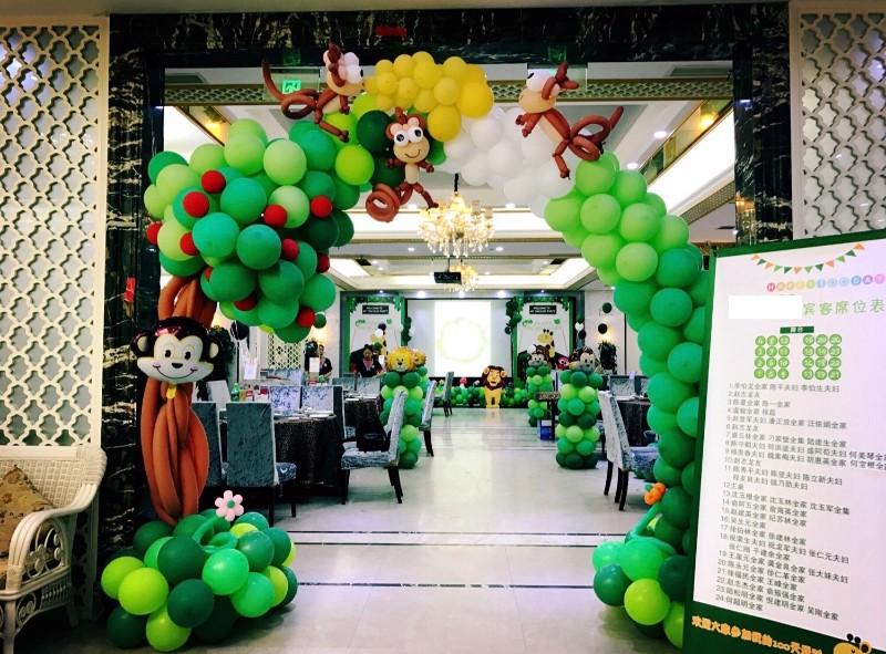 天津百岁宴小丑表演活动策划