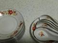 瓷盘和瓷勺 欢迎砍价