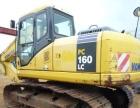 2014年9成新二手小松160挖掘机2700小时二手挖机