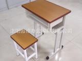 郑州折叠式课桌椅 郑州折叠学生课桌椅