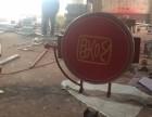 滨州广告灯箱专业生产厂家 灯杆灯箱质量好价格低换画方便