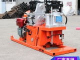 山东冠邦小型双油缸液压岩心钻机 30米工程取样勘探钻机