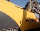 转让 挖掘机沃尔沃一手沃尔沃240挖机转让