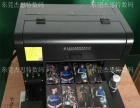 A3uv平板打印机 不锈钢标牌 亚克力标牌印刷机