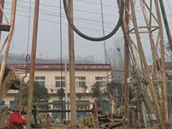 武漢漢南專業機械打井 淺基坑輕型井點降水電話