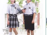 华菲岚梦校服工厂专业定做各种款式中小学校服园服礼服运动服