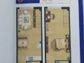 马驹桥精装LOFT 可自住可注册办公 告别租房只需32万