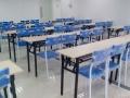 办公家具厂直销培训桌折叠桌长条桌学生课桌折叠椅