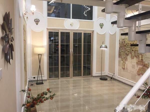 急售江城国际空中别墅,豪华装修,另赠40平大露台