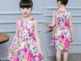 夏季装女孩短袖韩版时尚公主连衣裙