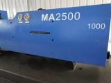 转让二手注塑机MA2500