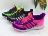 品牌童鞋飞织鞋运动鞋网鞋低价批发