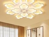 家用灯具安装水晶吊灯厂家卧室吸顶灯餐厅风扇吊灯